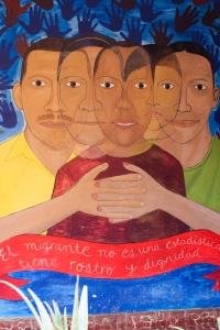 migrante mural