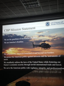 CBP presentation